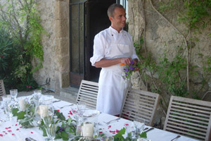 Private Chef Services in Provence