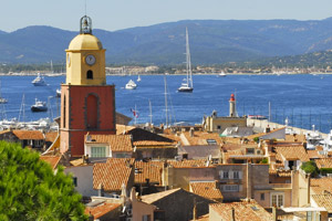 Vacation Villas in St. Tropez