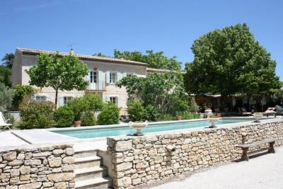 Vacation Rentals at Mas de Saint Saturnin