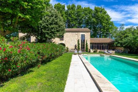 Vacation Rentals at Mas de la Sorgue