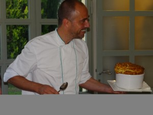 Chef  Services Provence France