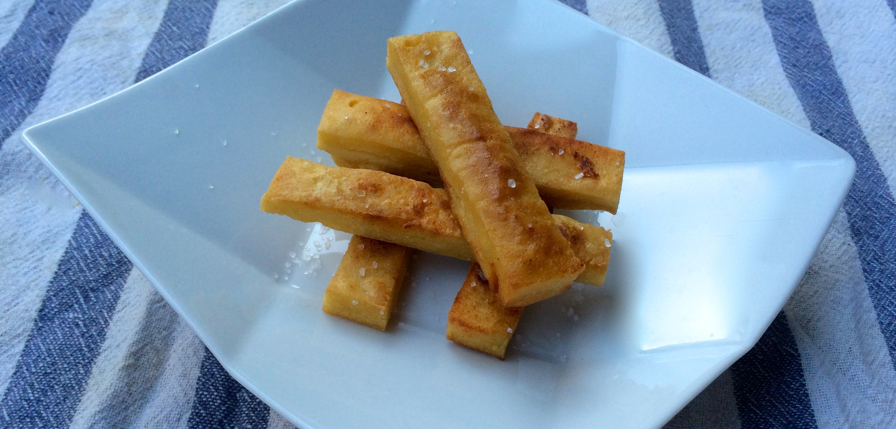 Panisse Recipe - A Delicious Provencal Snack - Only Provence