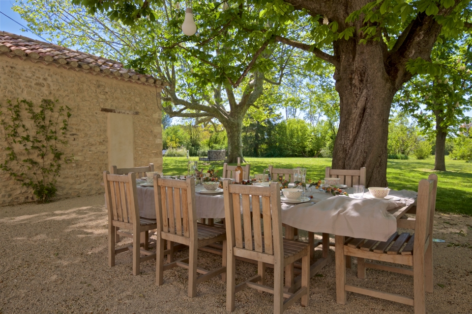 Photo number 05 of Bastide des Papes