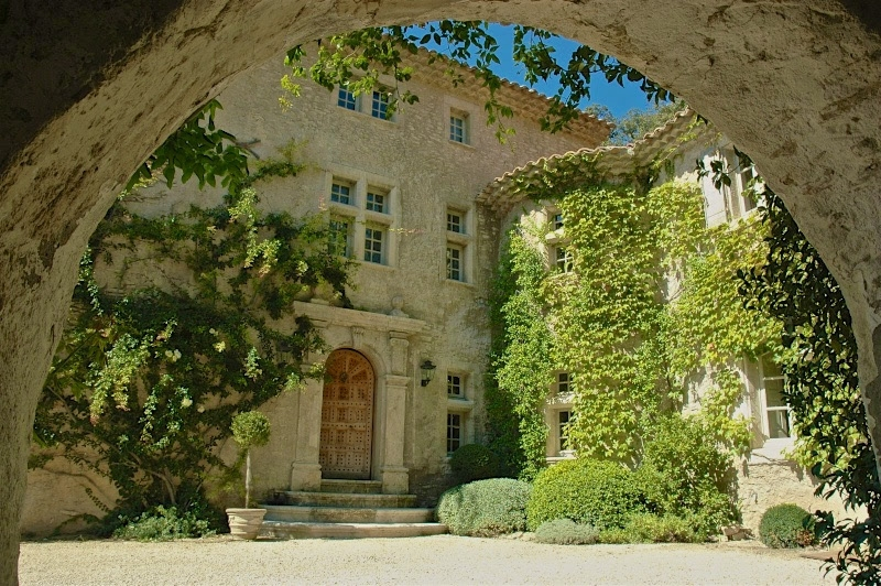 Photo number 01 of Bastide de Saumane