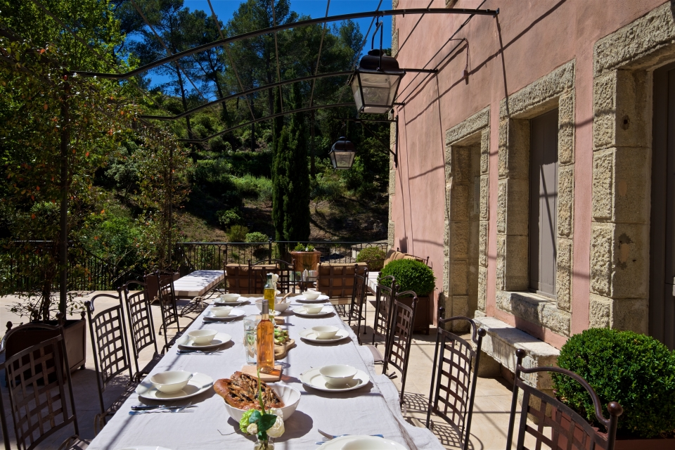 Photo number 04 of Bastide de Trevallon