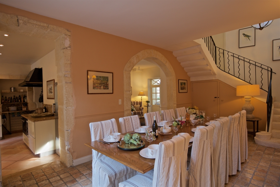 Photo number 07 of Bastide de Trevallon